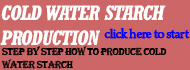 cold water starch production